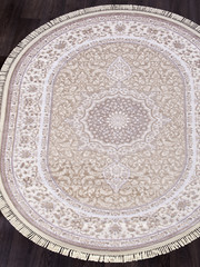 Ковер morocco-d760-cream-oval
